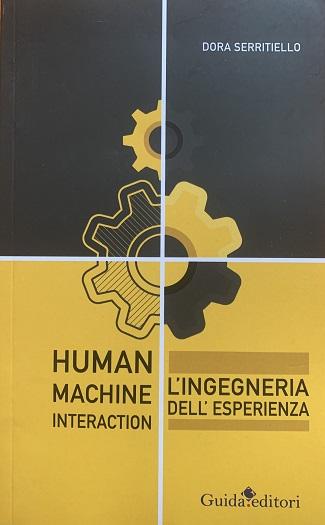 Human machine Interaction: presentazione e intervista a Dora Serritiello