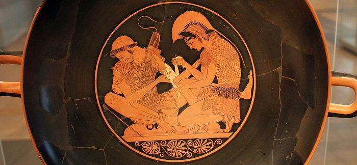 Libri su Achille e Patroclo