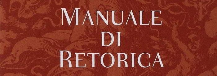 Retorica: manuali e libri consigliati per imparare