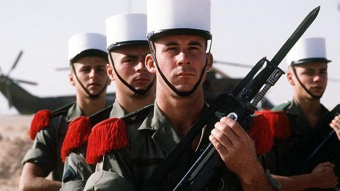 Libri sulla Legione Straniera francese