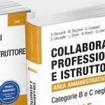 Libri e manuali per i concorsi da collaboratore professionale e istruttore